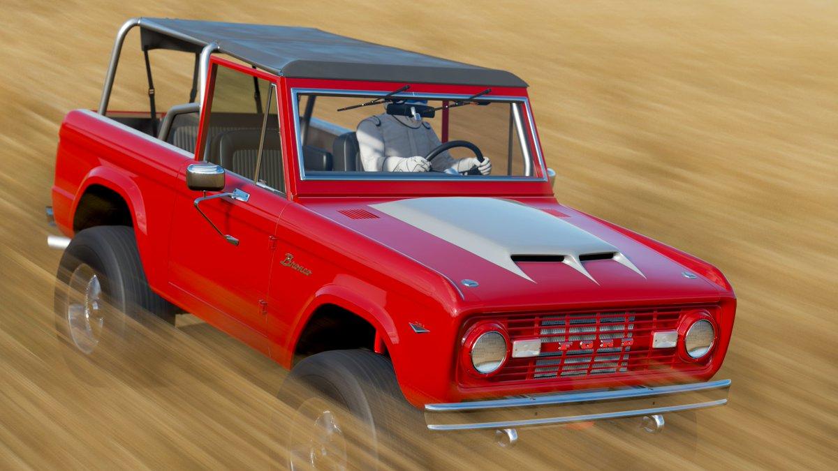 Car 641 - 1975Ford Bronco Barrett-Jackson Edition  #ForzaHorizon4 #ForzaShare #Xbox #Forza #HorizonPromo https://t.co/n2KCiZ0KGU