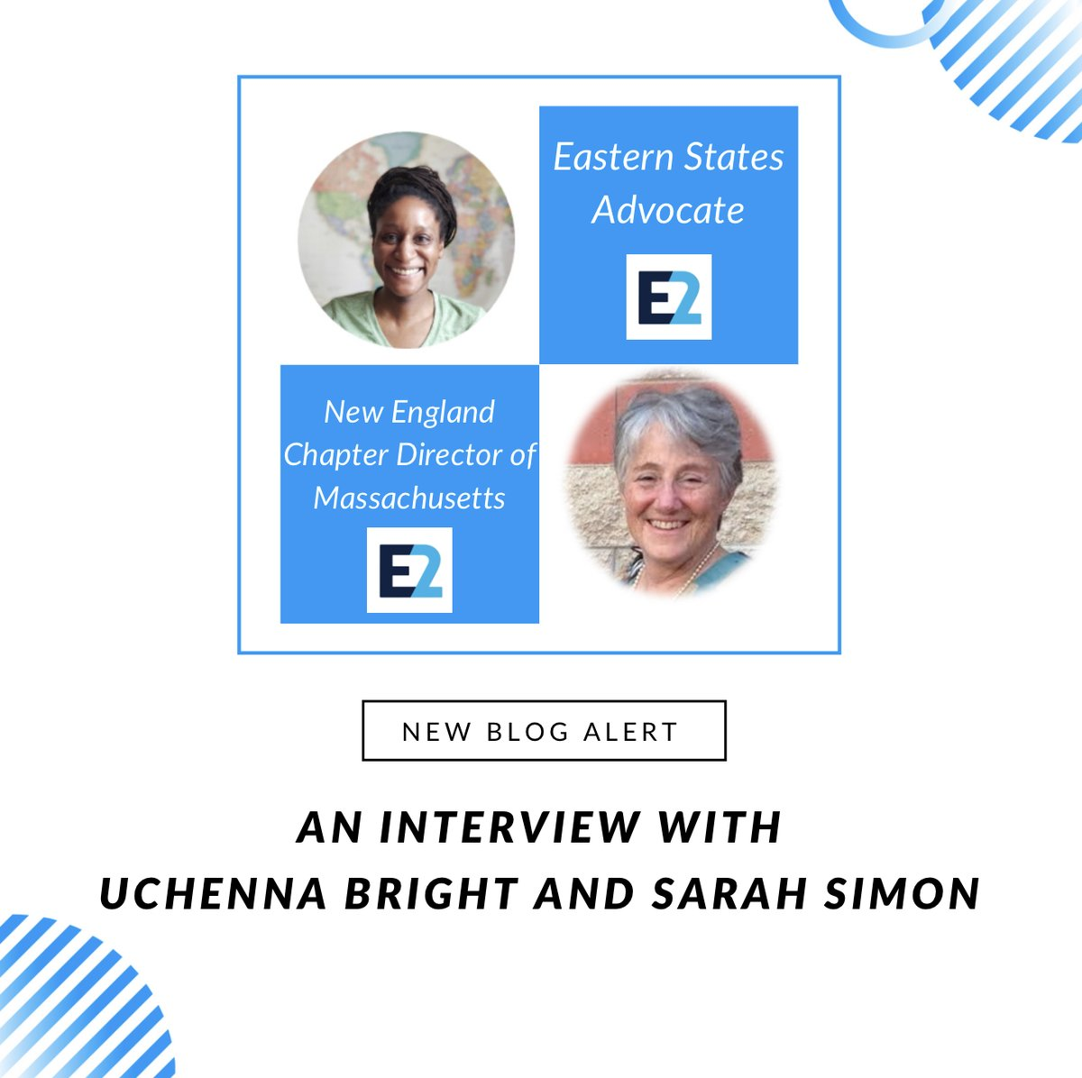 If you didn't catch it on Wednesday, Parkaze's own @SnarkyKarachite  interviewed Uchenna Bright and Sarah Simon from E2 on COVID-19 and sustainability. Link in bio!  #interview #E2 #parkaze #cleanenergy #sustainable
