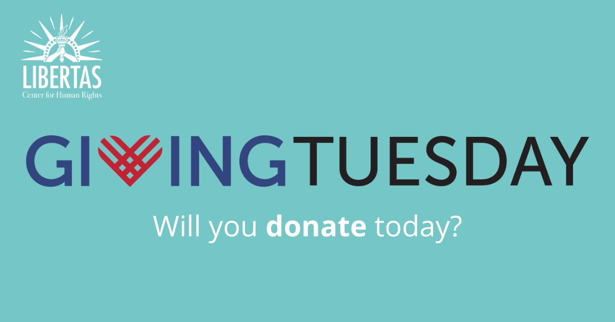35% of Libertas Clients reported being behind on paying for utilities. The average cost for utilities in Queens is $150 a month.   Will you donate to ensure Libertas clients have heat, electricity and internet for another month? #GivingTuesday