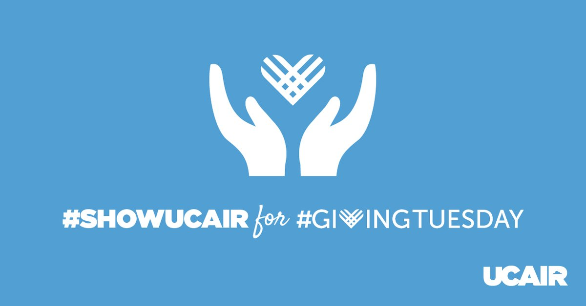 Clean Air benefits us all. #ShowUCAIR and donate to the Utah Clean Air Partnership for #GivingTuesday. Every dollar counts.