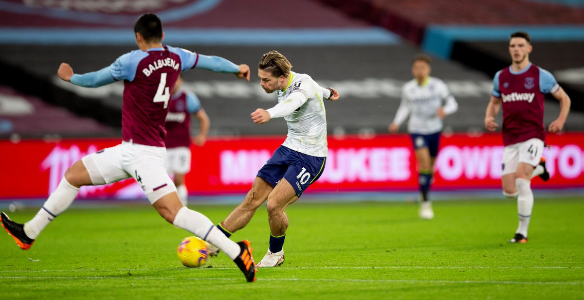 @premierleague's photo on Jack Grealish