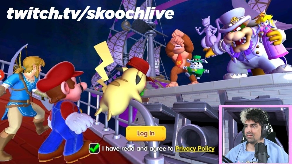 Skooch - streaming quite literally the most illegal game i've ever seen in my life come watch