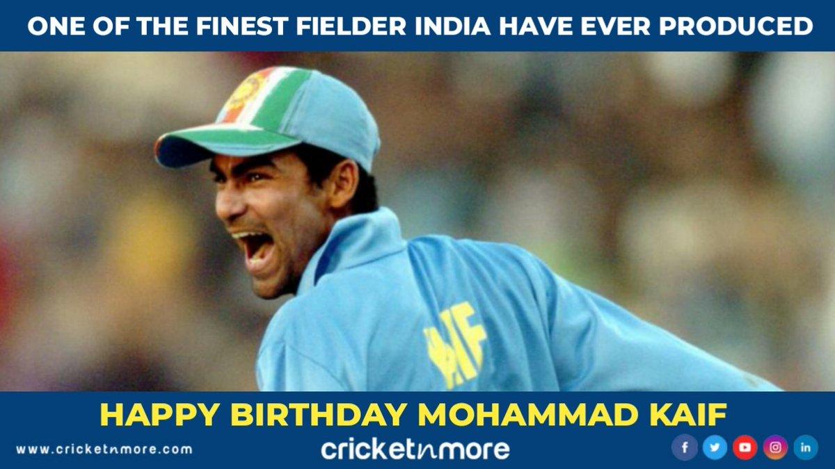 Happy Birthday @MohammadKaif ! . . #indiancricket #teamindia #ipl #delhicapitals #mohammedkaif #cricket