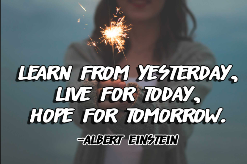 Love this quote by Einstein.  Who knew that he was full of so much practical, down to earth wisdom!  A very bright man on so many levels!  #quotestoliveby #tuesdaymotivations #quotes #quotesoftheday