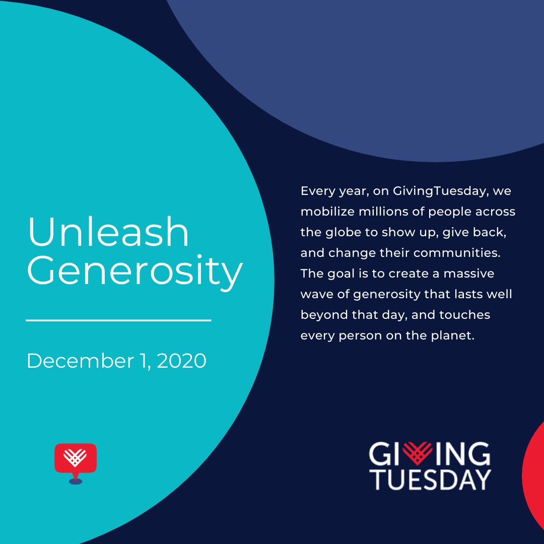 Tomorrow is Giving Tuesday...A Day of Making Independence Possible Join the global movement & help BVRS change lives We hope you'll support #GivingTuesday tomorrow & support our programs & services.  or through Give Big Pittsburgh )
