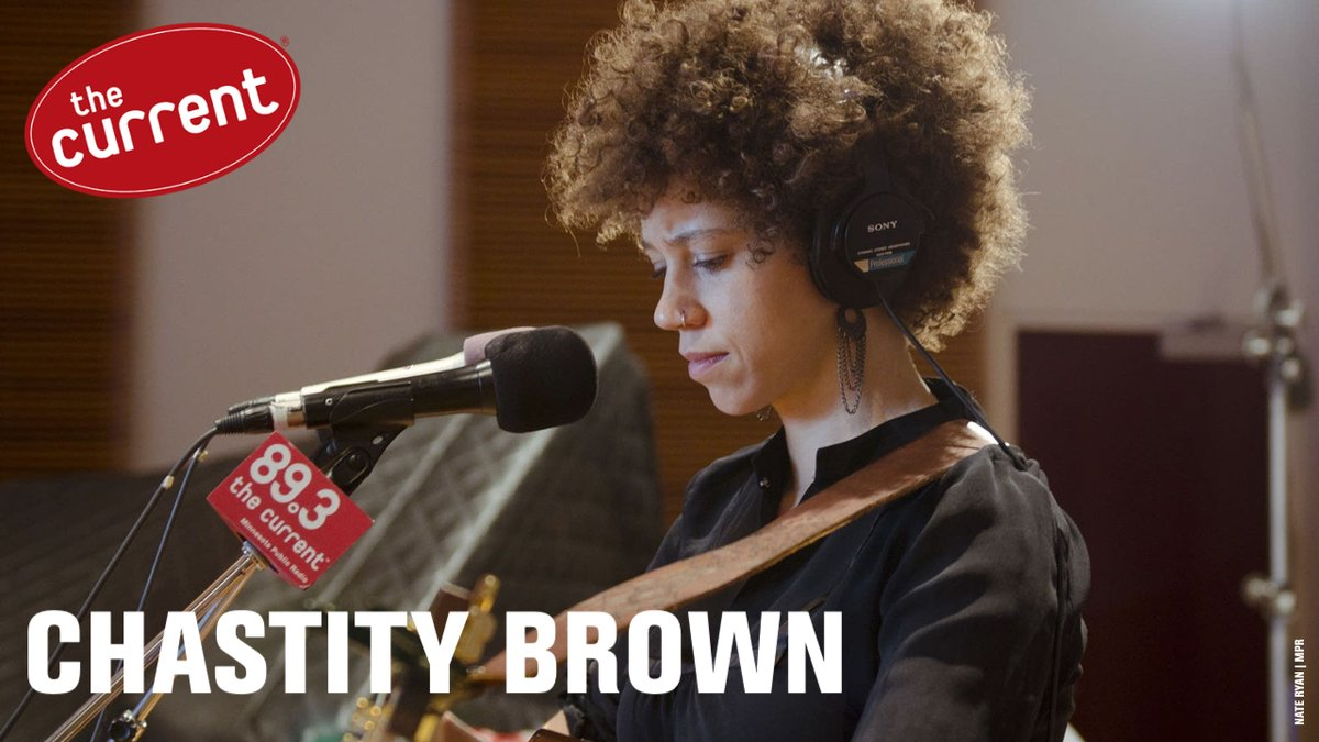 Watch three songs by @ChastityBrown, recorded live in our studio. Chastity Brown kicks off On-Air Fest, coming Dec. 12 & 13 and celebrating live-music experiences recorded for The Current. youtu.be/2Nj4PJu-lmw