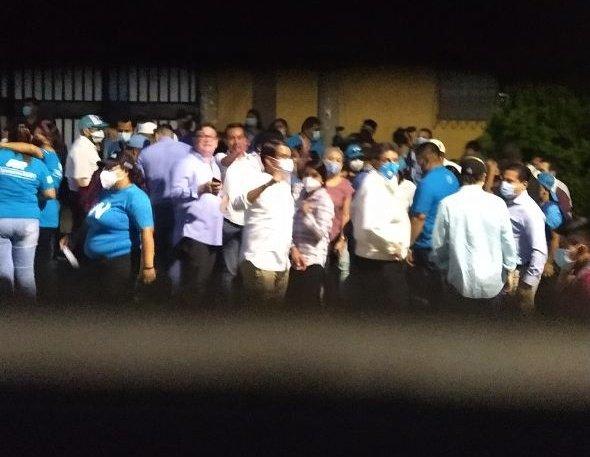 Fiscal Raúl Melara: hubo privación de libertad en bloqueo a sede TSE