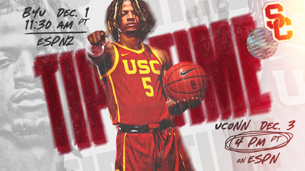 The Trojans are hooping on national TV this week! #FightOn https://t.co/QPnq8zv5PJ