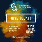 Image for the Tweet beginning: GIVE TODAY! Gifts given will