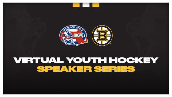 @NHLBruins & Mass Hockey Youth Hockey Virtual Speaker Series Wed., 12/2 @ 7PM - Parent Engagement - Feat. Paul Wagner, @chriswags23's Dad & Roger Grillo @usahockey Hear from about Paul's experience raising a young hockey player from mites to the pros ➡️