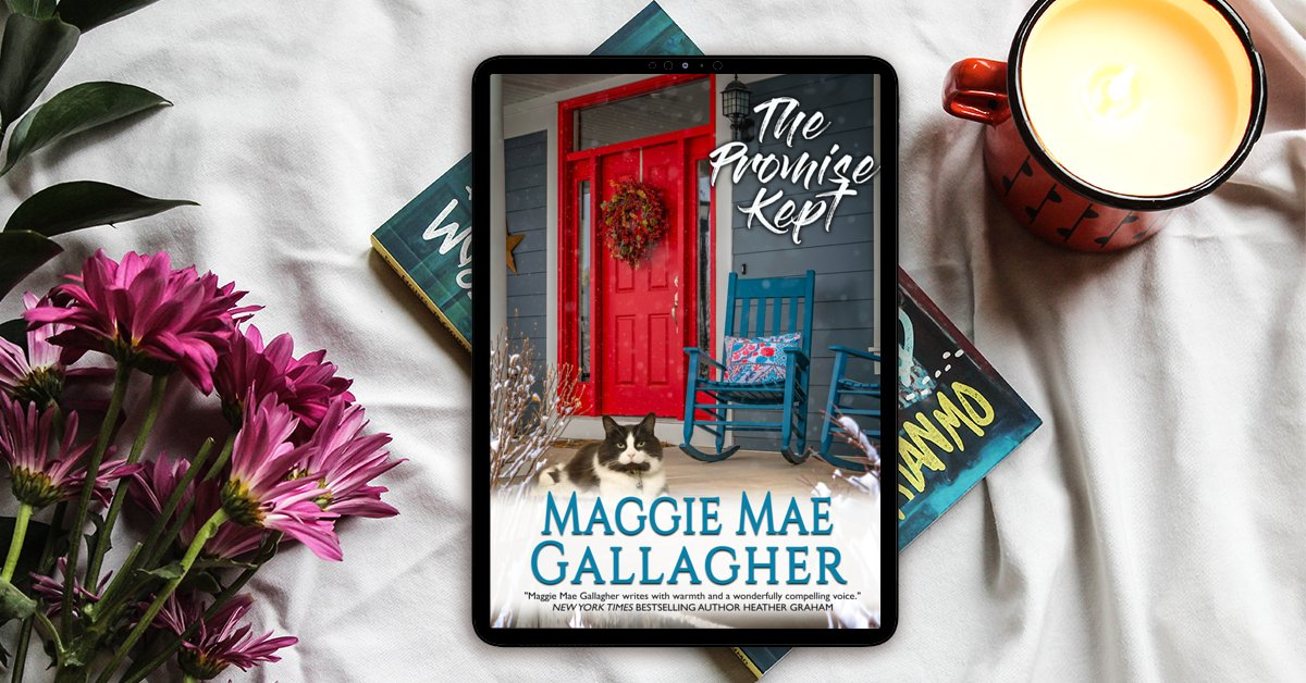 Can Miles convince Cybil to take a second chance on him? THE PROMISE KEPT @magmaegallagher #EchoSpringsSeries #ContemporaryRomance #SecondChanceRomance #Kindle https://t.co/rUYgPr4wKu #Nook https://t.co/rh2KSBRg4p #Kobo https://t.co/OK4Ea5dK9O  #Apple https://t.co/pFCHHo02wt https://t.co/MisxQb72UV