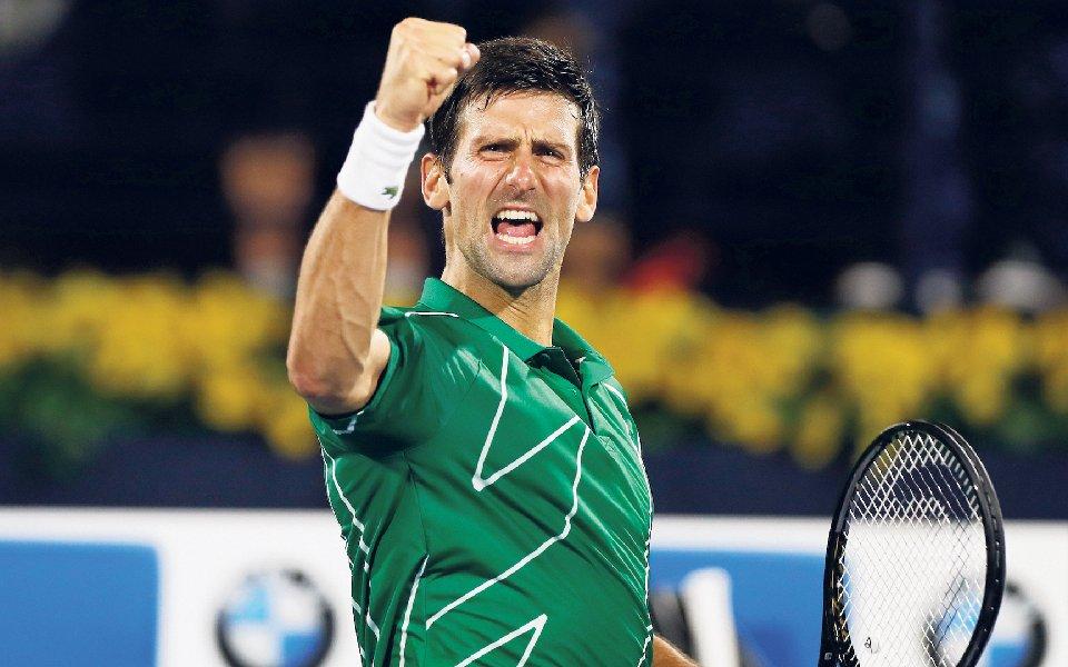 BOLSO CHEIO! Ninguém ganhou mais dinheiro com premiações em 2020 do que Novak Djokovic, o sérvio líder do ranking somouUS$ 6.511.233. Seguido por Dominic Thiem comUS$ 6.030.756, Rafael Nadalcom US$ 3.881.202 e Daniil Medvedev com US$ 3.622.891. #SET #SomosTenis #Djokovic https://t.co/8qtQcgM8U7