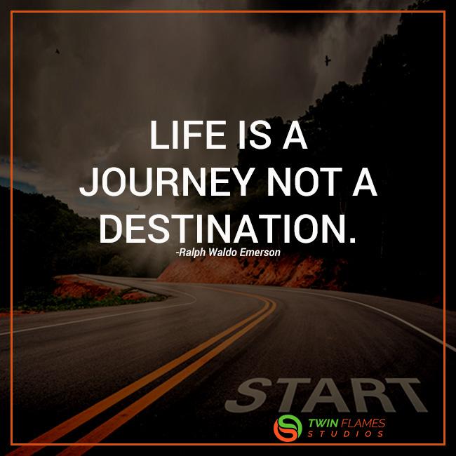 """Life is a journey not a destination."" -Ralph Waldo Emerson  #inspiration #leadership https://t.co/agwSVLuPUd"