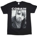 Image for the Tweet beginning: 🔖Kurt Cobain Photo T-Shirt 🇺🇲FAST U.S.