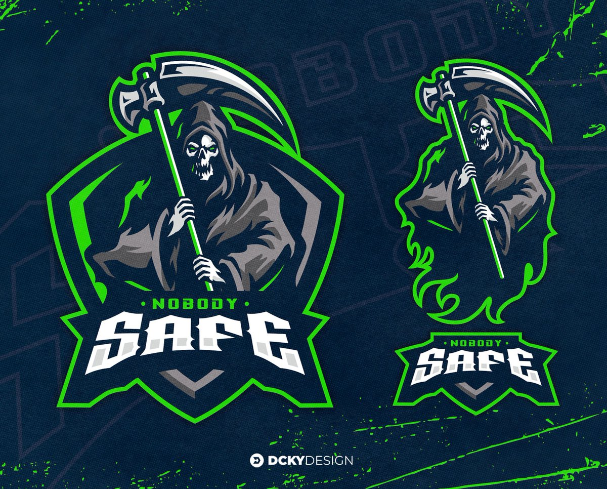 Another Reaper Mascot Logo 🔥🔥🔥 I did for my bro @DjSnagGod  📩 open commission work #esports #logo #mascotlogo #twitch #gaming #Streamer #mascot #logodesign #esportslogo #Mixer #sportslogo #twitchstreamer #logomascot #gaminglogo #Logodesigner #art #logodesign #NBA2K21 #NBA2K https://t.co/9Q5Jr2wSRw