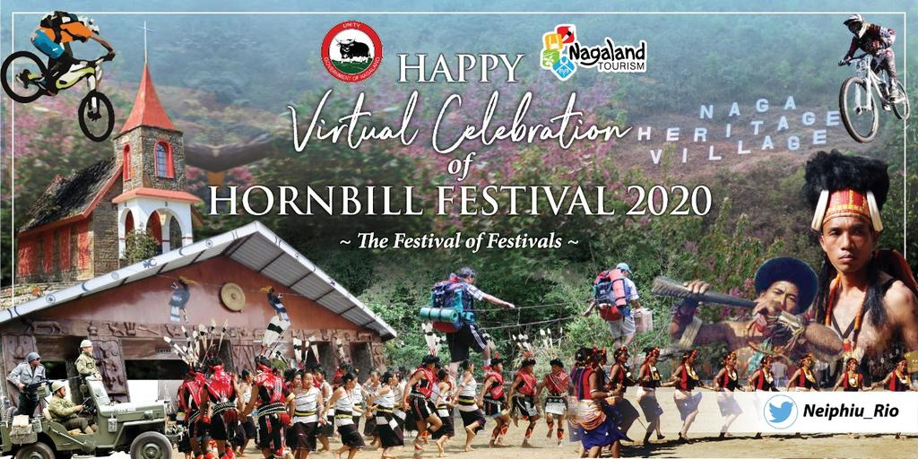 I wish the citizens of #Nagaland, well-wishers and friends all around the world, a happy virtual #HornbillFestival2020. When the world reopens, Nagaland will be ready with a tourism narrative in tune with a post #COVID scenario and to welcome you to our beautiful land.