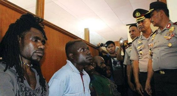 Under Indonesian law, anyone in West Papua who peacefully calls for freedom is labelled a criminal. Basic human rights do not exist. #FreeWestPapua