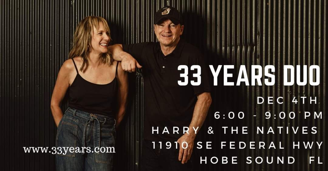 Friday! Come see our debut at Harry & the Natives! #FridayVibes #livemusic https://t.co/mGsZ1n5tWp