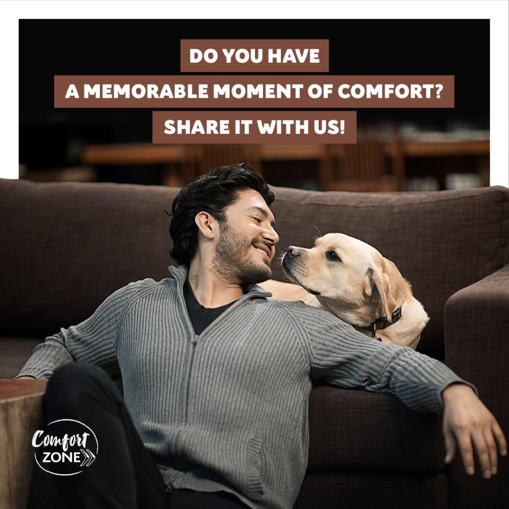 We all have moments of comfort, moments that make life beautiful and worth living. Share a pic of such a moment using #CitroënForComfort and win exciting prizes! Don't forget to tag @CitroenIndia and tell us the story behind it. #Contest #ContestAlert T&C: