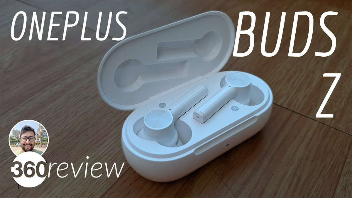 OnePlus Buds Z is priced at Rs. 2,999 in India. The earphones are IP55 rated for dust and water resistance and come with AAC Bluetooth codec support, USB Type-C fast charging, and more. Worth buying? Let's find out: