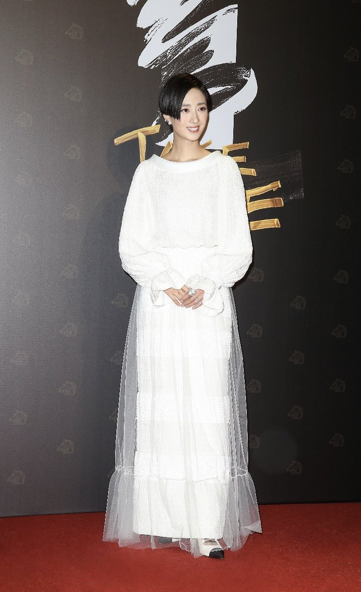 House ambassador Gwei Lun-Mei wore an embroidered dress from the CHANEL Spring-Summer 2020 Haute Couture collection for her nomination for Best Actress at the Golden Horse Film Festival and Awards in Taipei.  #CHANEL #CHANELHauteCouture #CHANELHighJewelry #CHANELMakeup https://t.co/xnvCCONCVI