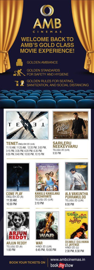 TENET.....is here 🔥🔥🔥🔥 #AMBCinemas #Asian cant wait to watch it.
