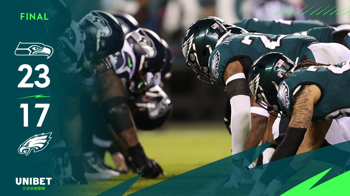 Fought until the final whistle.  @UnibetUS | #FlyEaglesFly