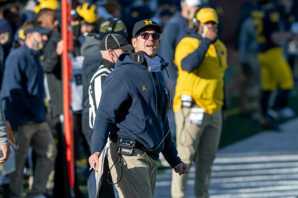 #GoBlue https://t.co/PDMipccYqz Wojo: Wolverines are failing, and Harbaugh has no answers https://t.co/6OSla5gvWY