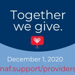 Image for the Tweet beginning: It's officially #GivingTuesday2020 on the
