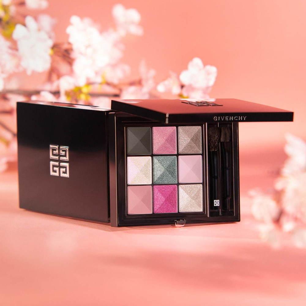 """ジバンシイから、""""夜明けの空""""と""""可憐な桜""""の色を再現したアイシャドウとリップ -"""