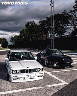 BMW or Porsche? / #TOYOTIRES / @kmperformance90 https://t.co/VXSeHLcSuk