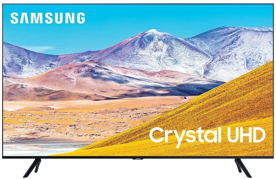 SAMSUNG 43-inch Class Crystal UHD TU-8000 Series - 4K UHD HDR Smart TV  Only $297.99!  2