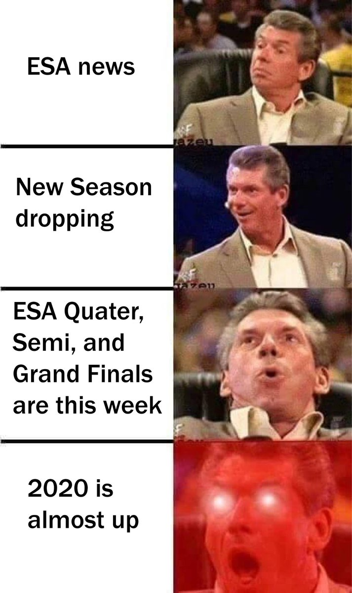 ESASiege - One more month🙏
