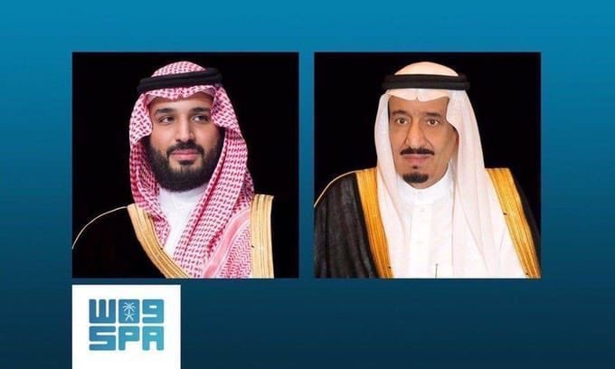 #خادم_الحرمين_الشريفين وسمو #ولي_العهد يهنئان رئيس دولة الإمارات العربية المتحدة بذكرى اليوم الوطني لبلاده. #واس