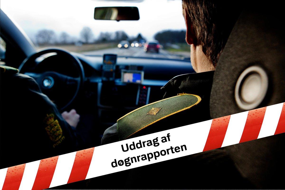 Kvinde fik skader på hovedet ved arbejdsulykke -16-årig på el-løbehjul ramt af svingende bil - stort uheld med lastbil på Køge Bugt Motorvejen i nat. Læs mere i dagens uddrag af døgnrapporten #politidk https://t.co/WCAsA6JFlg https://t.co/uoKuWKPr9S