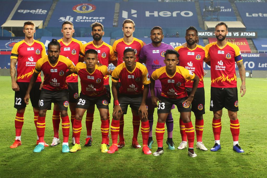 After suffering a loss against rivals @atkmohunbaganfc in their debut #HeroISL match, @sc_eastbengal will hope for a change in fortunes when they face @MumbaiCityFC tonight.  ⚽️: #MCFCSCEB ⌛: Tonight 7 PM 📺: Star Sports, Disney+Hotstar VIP & Jio TV