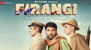 3 Years of This Beautiful movie. The audience who have watched always says it is a good movie. A Movie Which shows what potential @KapilSharmaK9 have in acting. Always say it is a good movie. #Firangi #3YearsOfFirangi