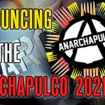Image for the Tweet beginning: Anarchast is going live to