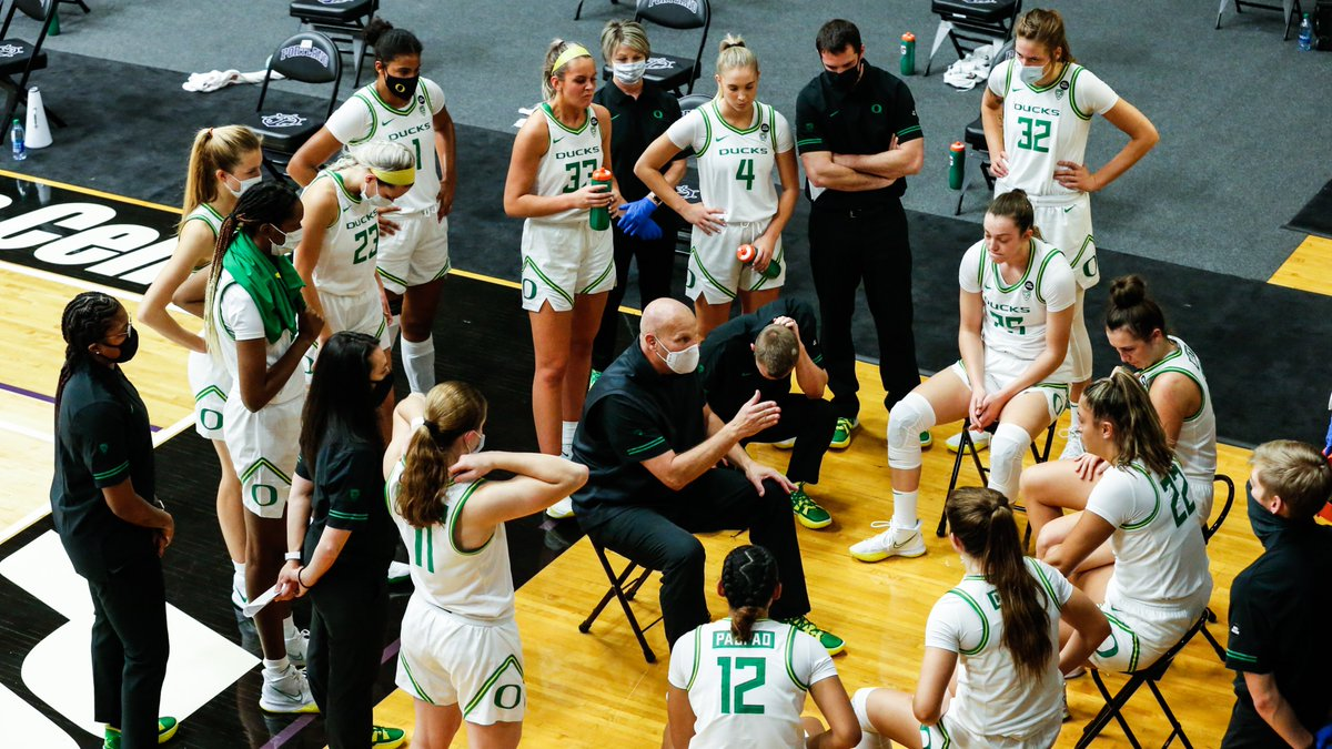 A big third quarter provided some cushion as the No. 10 Ducks defeated Portland, 85-52, tonight in the Chiles Center behind 25 points on 11-of-17 shooting from @ErinnSB21. #GoDucks  @GoDucksMoseley's recap ➡️