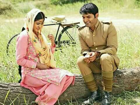 Firangi has so beautiful songs..I keep listening them till date.. Sargi and Manga made it more beautiful with their chemistry ❤️❤️❤️❤️ @KapilSharmaK9 @ishidutta #3YearsOfFirangi