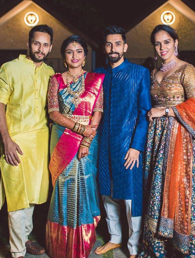 Wish u both a very happy married life @GuruSaiDutt1 and Amulya 💕💕..
