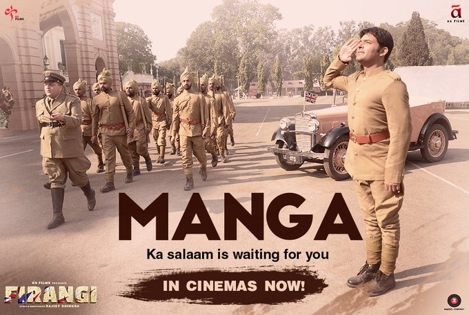 Not only as a Kapil fan,but I watched this movie only as an audience,I loved this movie. This had everything! This movie was really heart touching! It has completed 3 years today n I wanna repeat myself that I loved this movie!❤️#3YearsOfFirangi #KapilSharma @KapilSharmaK9