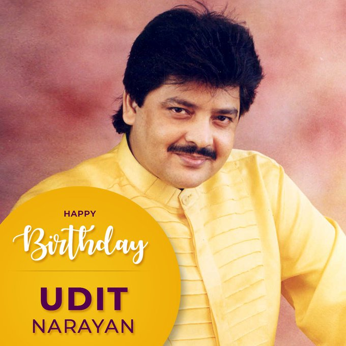 Colors Cineplex wishes Udit Narayan a Very Happy Birthday!