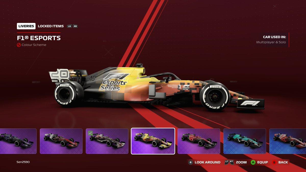 #XboxShare #F12020 #F1eSports https://t.co/Fidyn6rmMd