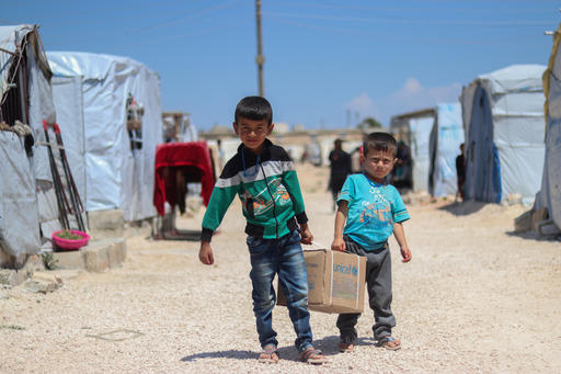 More children than ever are affected by conflict, natural disasters & displacement.   COVID-19 is worsening their situation  We're calling on governments to increase and maintain funding for emergencies and reimagine a safer world #ForEveryChild.