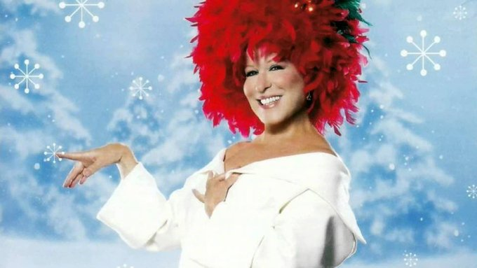 December 1st also means...  Happy Birthday to the iconic Bette Midler!