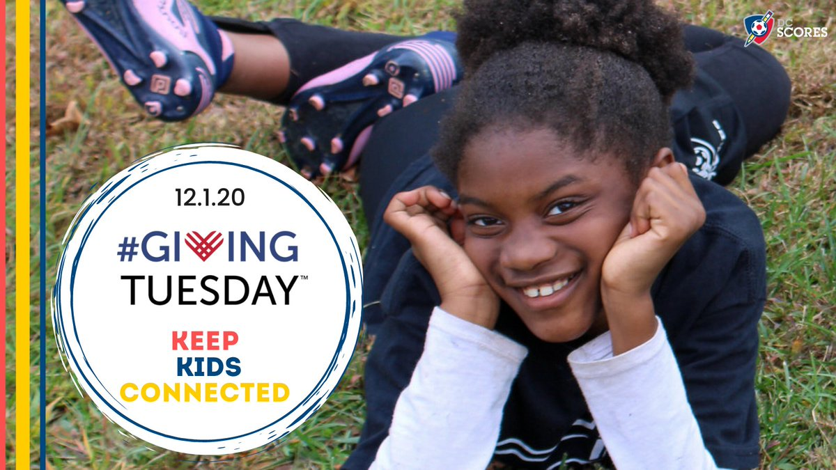 We need your support today during #GivingTuesday to keep kids safe, supported & connected!  This year, your gift will be DOUBLED! All donations during Giving Tuesday will be matched thanks to @amazon, in partnership with @dc2026.  DONATE: https://t.co/JrXgOq9eR1 https://t.co/z9vtqiuKev