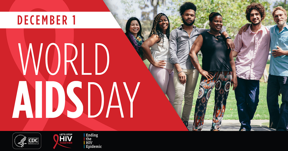 Today is #WorldAIDSDay, a day to come together to #EndHIVEpidemic across the globe. We all have a role to play, so let's #StopHIVTogether. #WAD2020 https://t.co/MUeuvXT3F6 https://t.co/o1l6JK1vAb