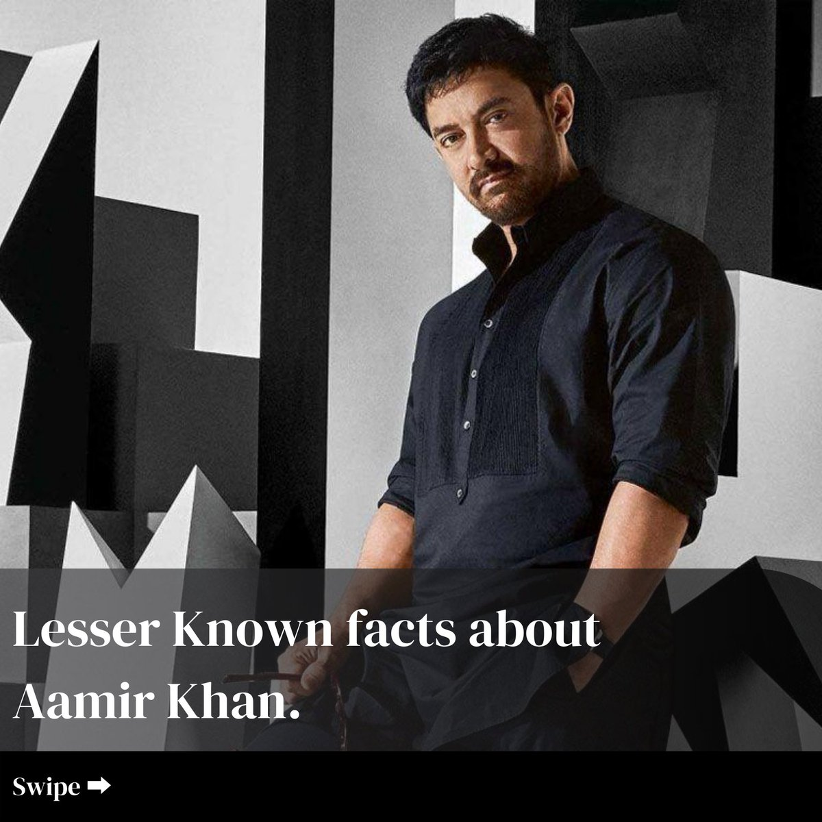 𝗟𝗲𝘀𝘀𝗲𝗿 𝗞𝗻𝗼𝘄𝗻 𝗳𝗮𝗰𝘁𝘀 𝗮𝗯𝗼𝘂𝘁 𝗔𝗮𝗺𝗶𝗿 𝗞𝗵𝗮𝗻. Swipe ▶️ . . #facts #aamirkhan #bollywood #moviefacts #celebrity #taarezameenpar #dangal #facts #culturecanvasentertainment