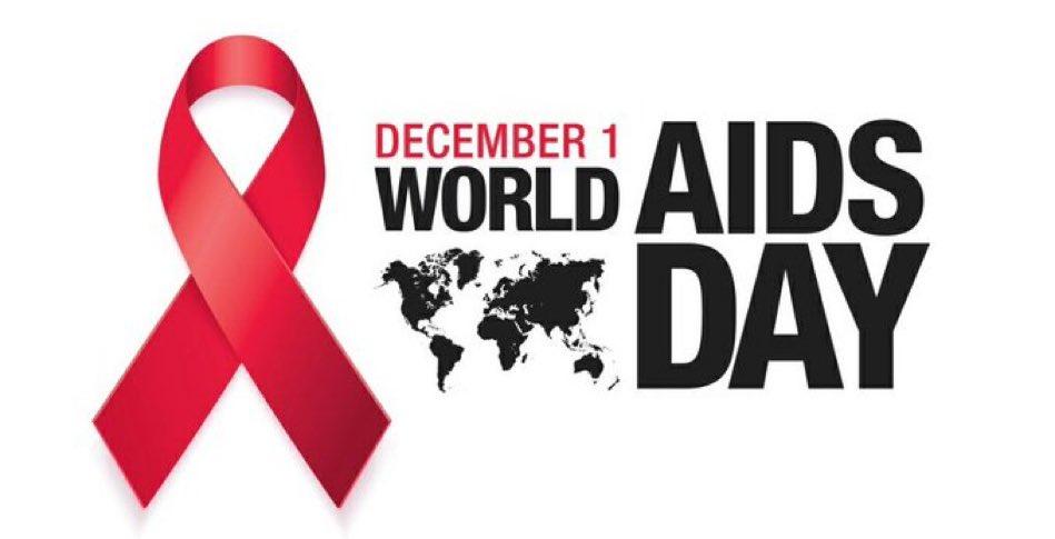 #WorldAIDSDay